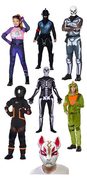 Fortnite Costumes